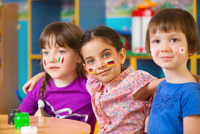 spanish preschool daycare children bilingual diversity culture nc