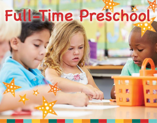 Full time preschool
