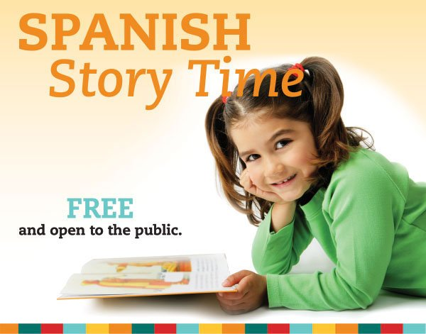 Spanish story time