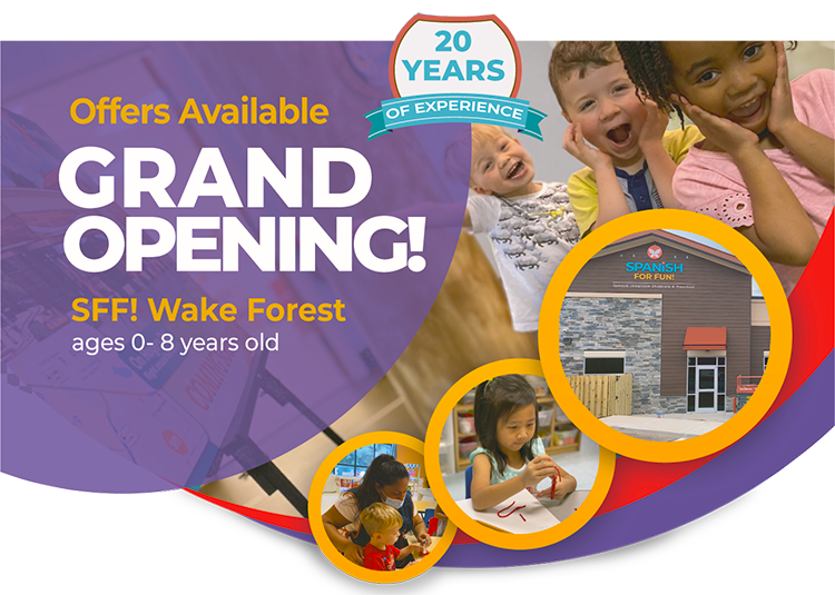 Spanish for Fun daycare wake forest