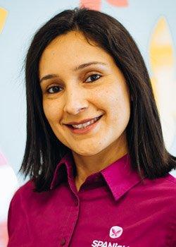 Carla Lozano Office administrator