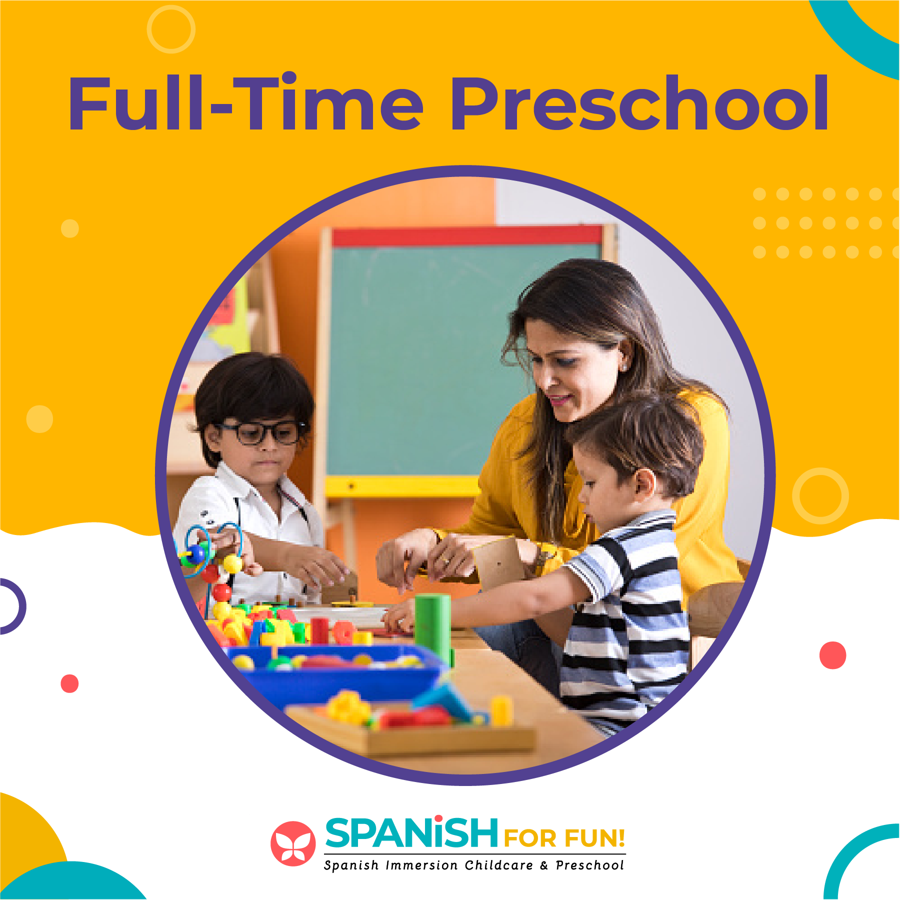 Full time preschool