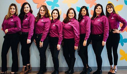 meet our admin team